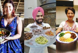 Some Like it Hot: Curries from the world